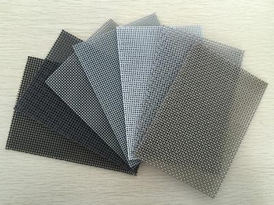 不锈钢金刚网窗纱